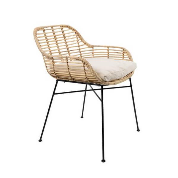 Astrid Rattan Chair