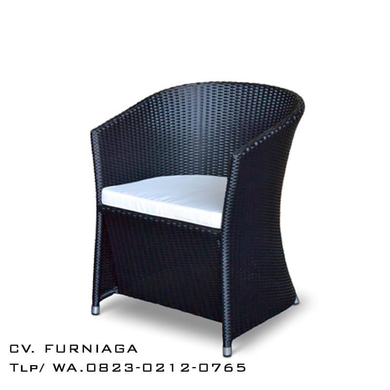 Kursi Arm Chair Modern